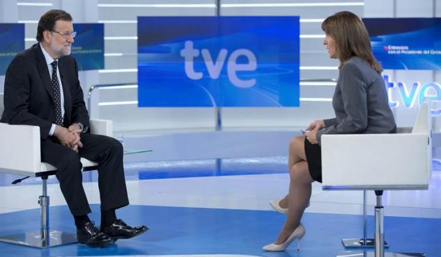 mariano rajoy sanchez entrevista ana blanco