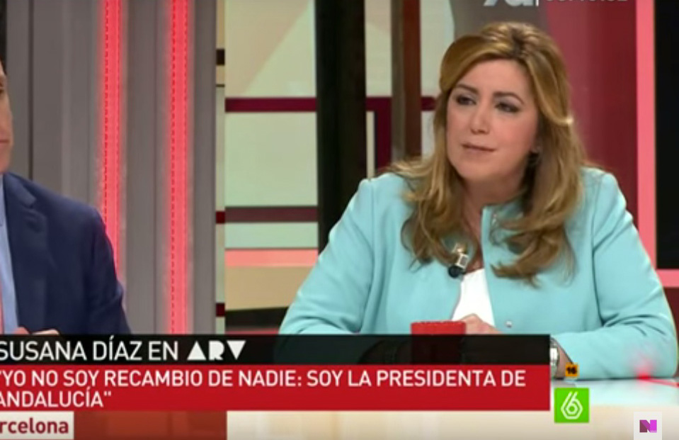 no falso Susana Díaz