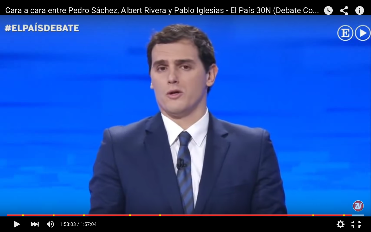 debate albert rivera RI