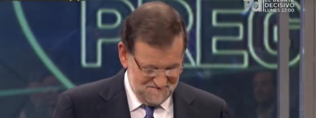 Mariano Rajoy la sexta