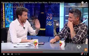 Alejandro Sanz y el caso Nóos