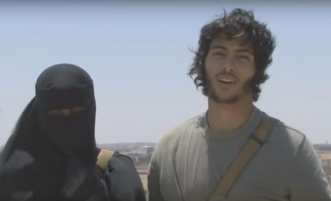 Emoción real: Análisis de la comunicación no verbal de un terrorista de ISIS