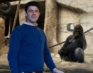 Pablo Herreros, primates y comportamiento no verbal