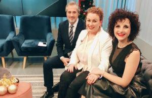 Consejos no verbales en el Especial Nochevieja de Levante TV