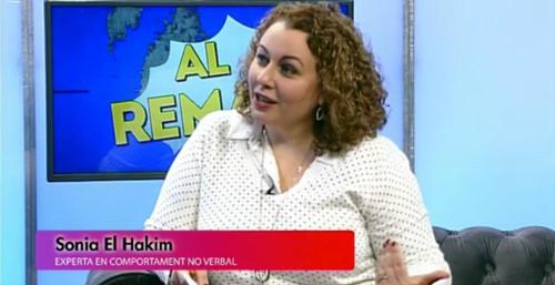 Sonia El Hakim en LevanteTV