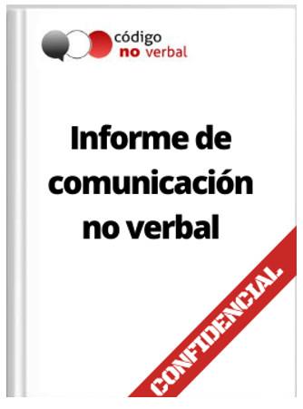Informes de Comunicación no Verbal